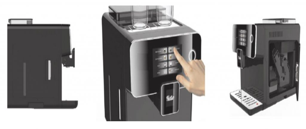 Koyo Coffee Machine C19Bar -01