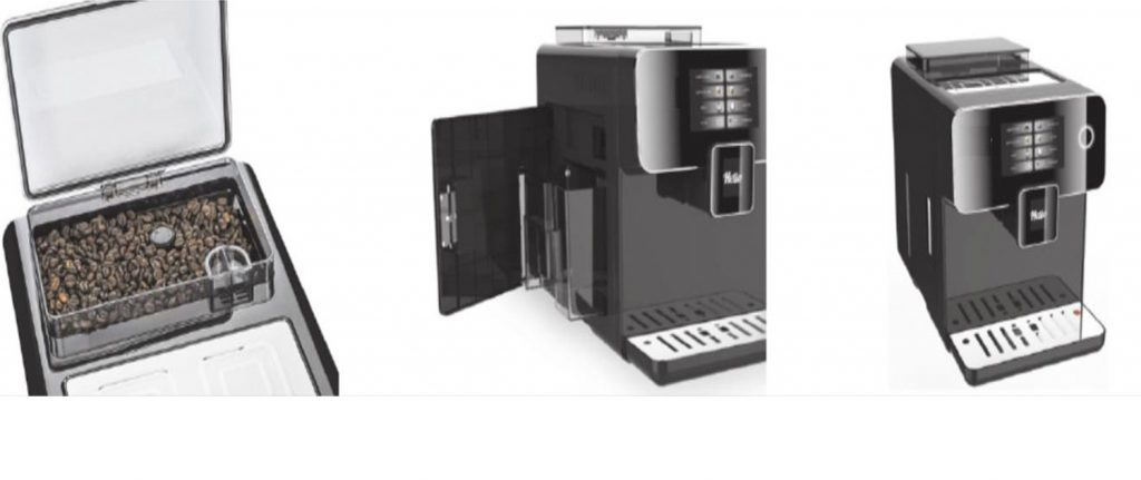 Koyo Coffee Machine C19Bar -02