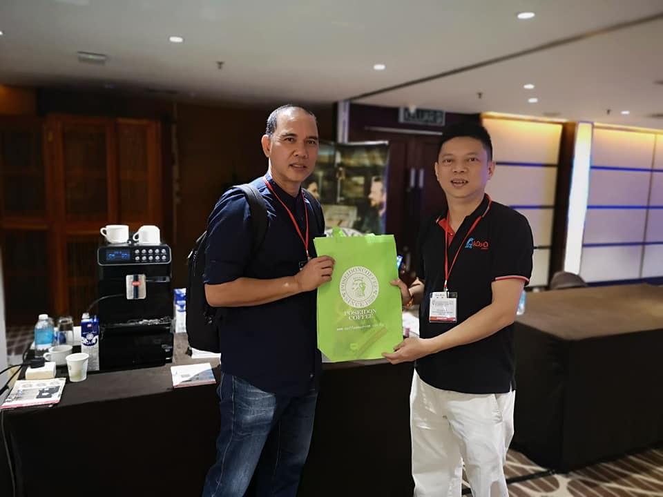 2019 Poseison Coffee in Sabah MIFB Fair