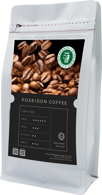 poseidon coffee