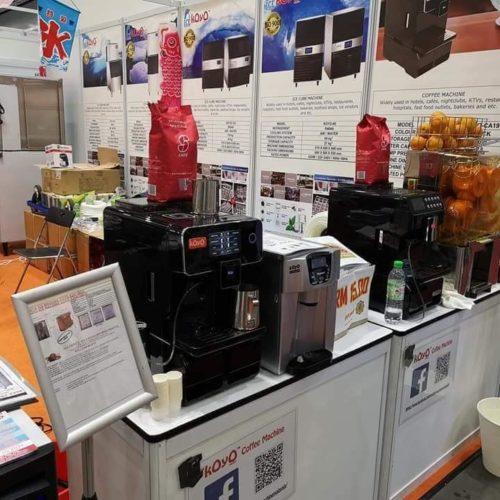 Koyo Coffee Machine Fair