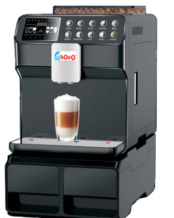 Koyo Coffee Machine Press Button C19BAR