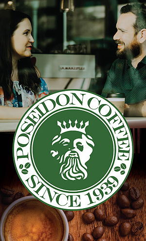 Poseidon Coffee Singapore Fair