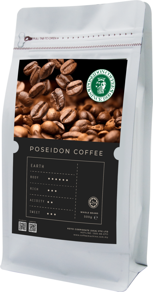 Poseidon Coffee - Earth