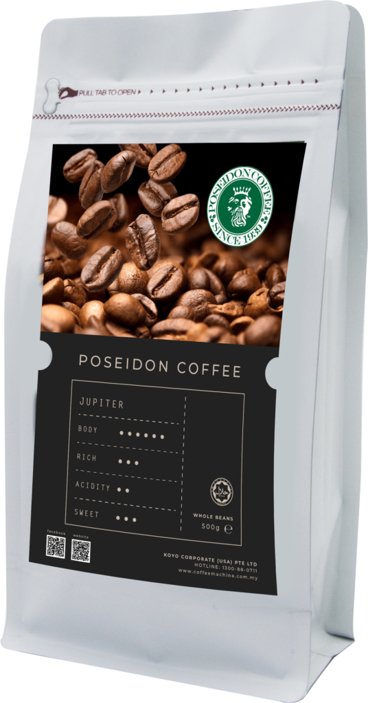Poseidon Coffee - Jupiter