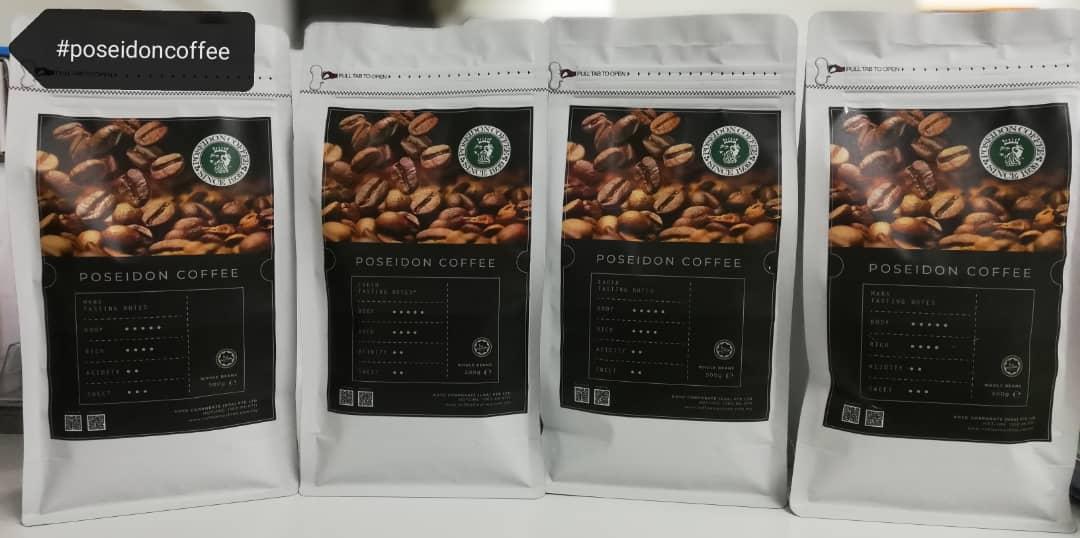Poseison Coffee