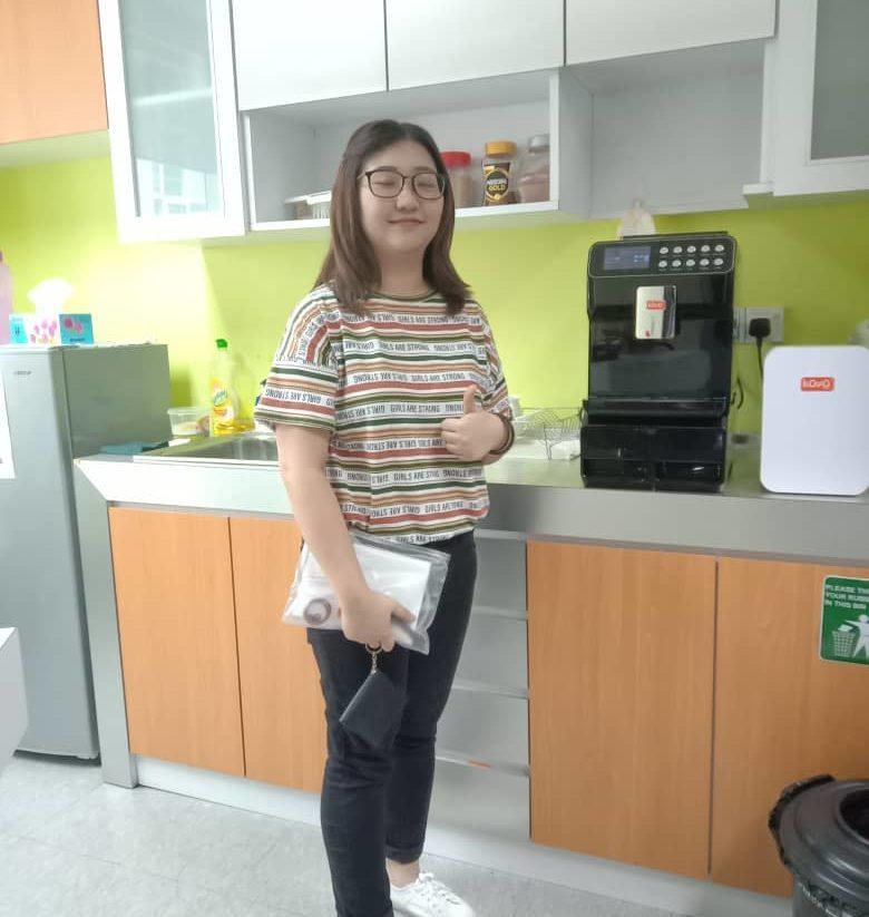 KOYO Automatic Coffee Machine Customer: Coasta Energy