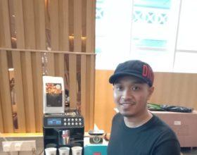 KOYO Coffee Machine Customer: Oasia Hotel Kuala Lumpur