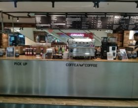 COFFEA COFFEE Plaza Shah Alam: Koyo New Coffee Customers