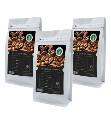 Poseidon Coffee Series