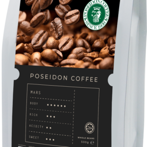 Poseidon Coffee Mars